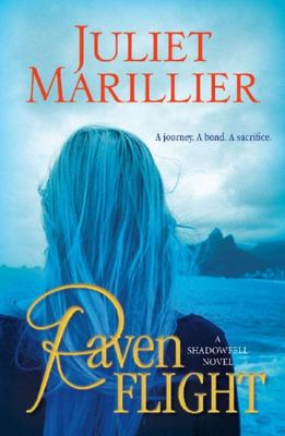 Raven Flight (Shadowfell #2)