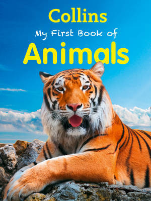 Collins My First Book of Animals