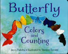 Butterfly : Colors and Counting
