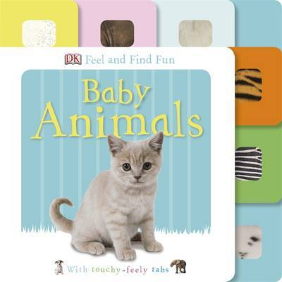 Baby Animals (Feel and Find Fun)
