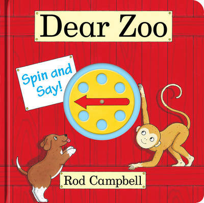 Dear Zoo (Spin and Say)