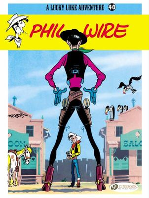 Phil Wire (Lucky Luke #40)