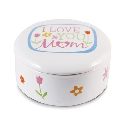 Trinket Box - I love You Mum