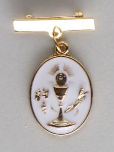 Medal - First Holy Communion