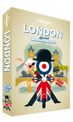 Lonely Planet London Limited Edition 8