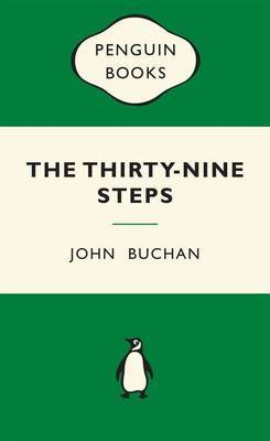 The Thirty-Nine Steps (Popular Penguins Crime)