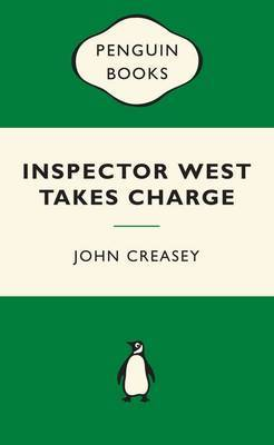 Inspector West Takes Charge (Popular Penguins Crime)