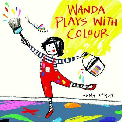 Wanda Plays with Colour