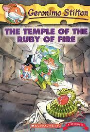 The Temple of the Ruby of Fire (Geronimo Stilton #14)