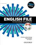 English File third edition Pre-intermediate Student's Book with iTutor