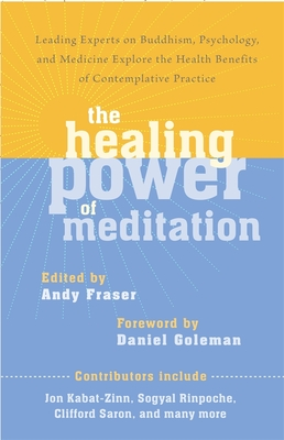 The Healing Power of Meditation: Leading Experts on Buddhism, Psychology, and Medicine Explore the Health Benefits of Contemplative Practice