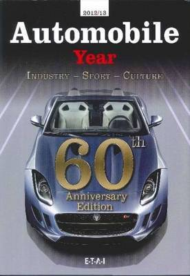 Automobile Year 60: 2012/13