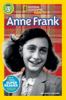 Anne Frank (National Geographic Readers Level 3)
