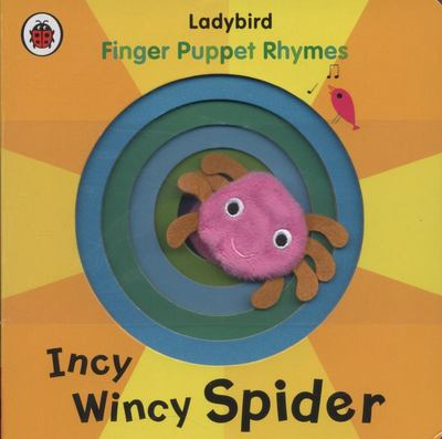 Incy Wincy Spider (Ladybird Finger Puppet Rhymes)
