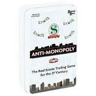 Anti-Monopoly: the Real Estate Trading Game for the 21st Century