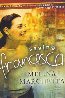 Saving Francesca (trade ed)