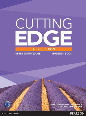 Cutting Edge Third Edition - Upper Intermediate Students' Book with DVD