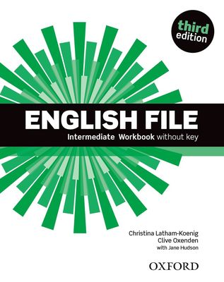 English File third edition Intermediate Workbook without key