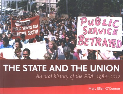 The state and the union : an oral history of the PSA, 1984-2012