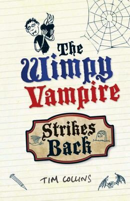 The Wimpy Vampire Strikes Back (Diary of a Wimpy Vampire #4)