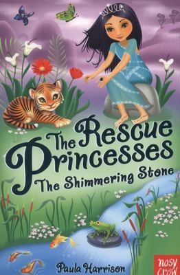 The Shimmering Stone (The Rescue Princesses #8)