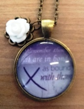 Homepage remember them necklace