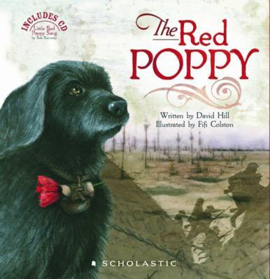 The Red Poppy (HB Book & CD)