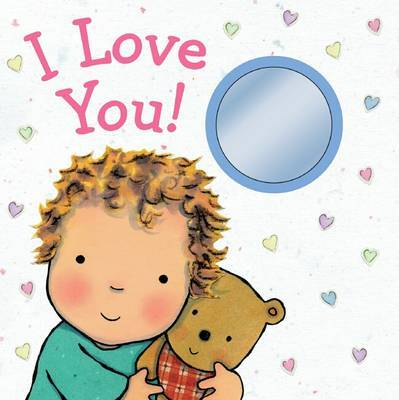 I Love You (Cloth Book with Mirror)