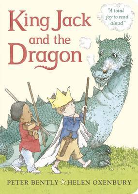 King Jack and the Dragon (Board Book)