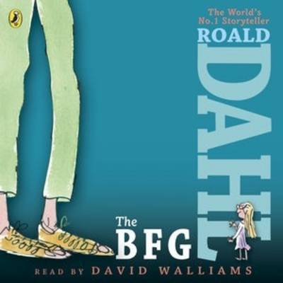 The BFG (Audio CD)