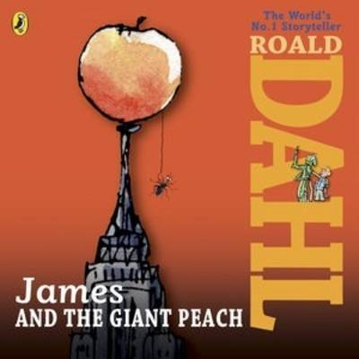 James and the Giant Peach (Audio CD)