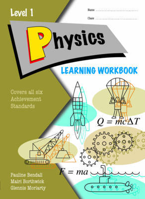 ESA NCEA Level 1 Physics Level 1 Learning Workbook