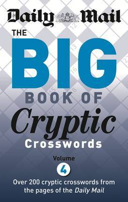 Daily Mail Big Book of Cryptic Crosswords 4