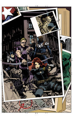Secret Avengers: Volume 1: Reverie (Marvel Now)