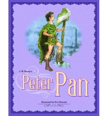 Peter Pan (Illustrated & Abridged)