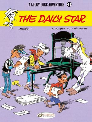 The Daily Star (Lucky Luke #41)