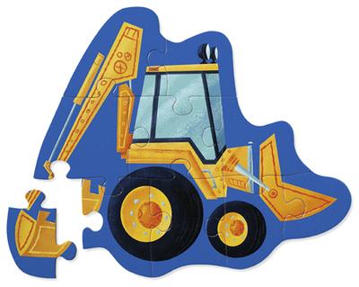Digger 10-Piece Puzzle