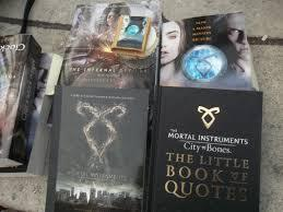 The Little Book Of Quotes The Mortal Instruments City Of Bones