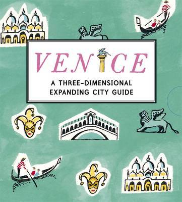 Venice: A Three-dimensional Expanding City Guide