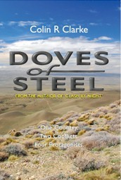 Doves of Steel: One Country.  Two Conflicts.  Four Protagonists
