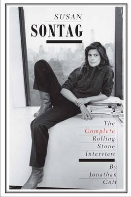 Susan Sontag Complete Rolling Stone Interview