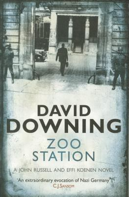 Zoo Station (John Russell #1)