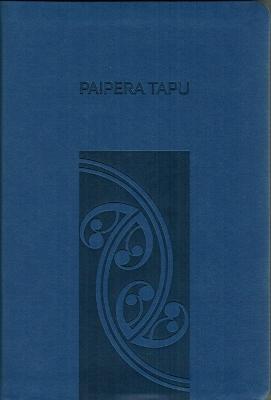 Maori Bible - Paipera Tapu - Blue