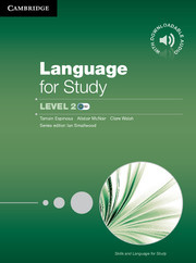 Language for Study Level 2 Student Book (with Downloadable Audio)