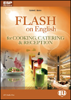 Flash on English for Catering and Cooking