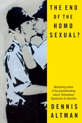 The End of the Homosexual?