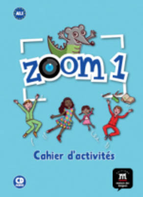 Zoom 1/A1.1 Cahier activités + CD FLE (for French as a foreign language)