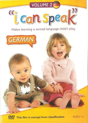 """I can Speak"" German: Volume 2"