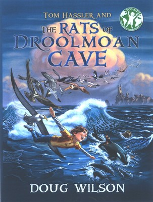 Tom Hassler and the Rats of Droolmoan Cave (The Adventures of Thomas Erkel-Erkel Farht-Ball Hassler #1)