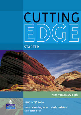 Cutting Edge Starter Students' Book V2 and CD-ROM Pack
